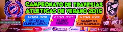8k y 4k Club Nacional de Durazno (13/feb/2015)