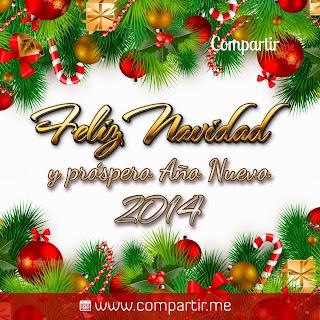 Frases De Año Nuevo: Feliz Navidad Y Próspero Año Nuevo 2014 Ding Dong