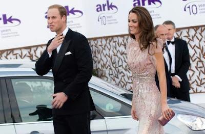 Kate Middleton Tuxedo