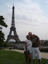 De paseito por Paris.