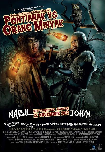 PONTIANAK VS ORANG MINYAK (2012)