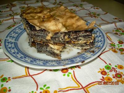 Recept: Baklava sa makom