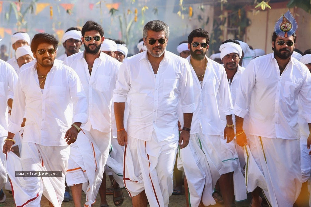 Look Me5: Veeram Full HD Tamil Movie Download