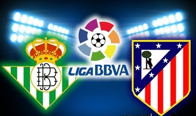 Prediksi Skor Real Betis vs Atletico Madrid 27 September 2012