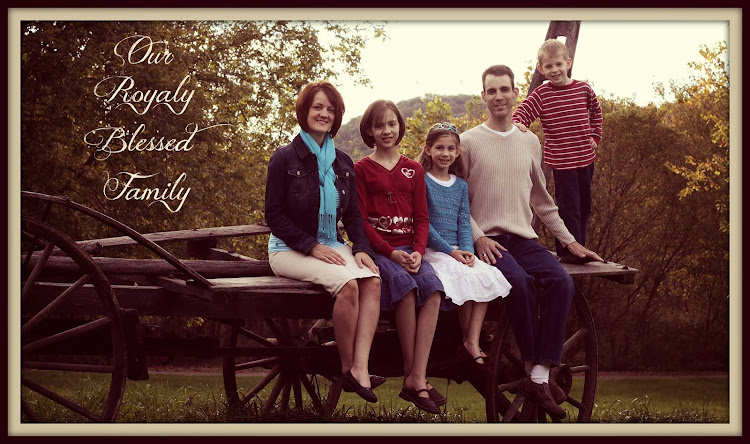 Our Royaly Blessed Family