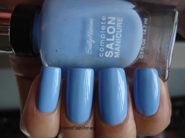 Sally Hansen -  Crush On Blue
