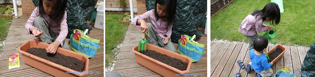 BritMums #KidsGrowWild Challenge, Children Gardening Kit, Children Gardening