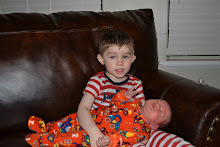 Brenen holding Bennett