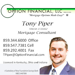 Tony Piper Mortgage