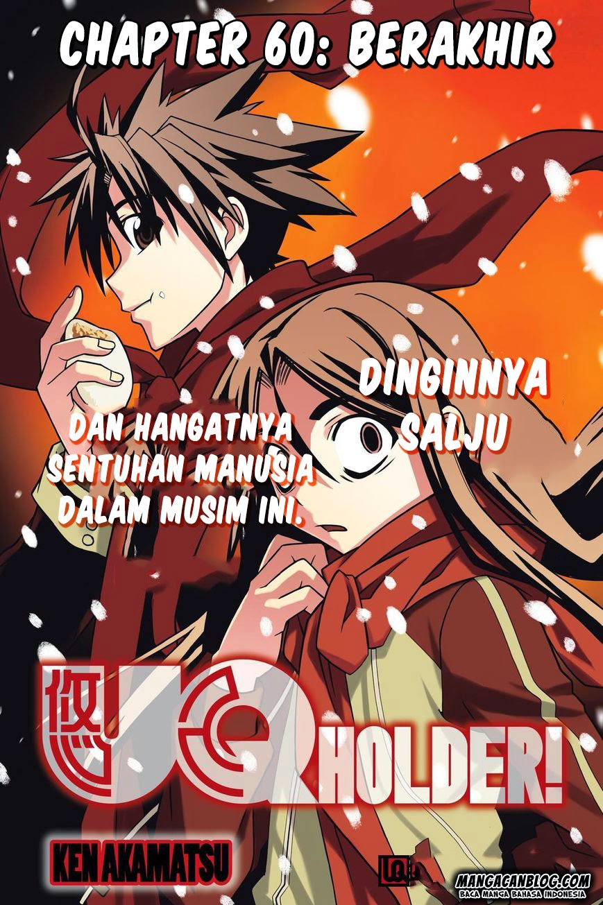 Komik uq holder 060 - berakhir 61 Indonesia uq holder 060 - berakhir Terbaru 1 Baca Manga Komik Indonesia