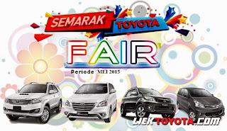 PROMO SPECIAL MEI 2015  : SEMARAK TOYOTA di Ciputra World Surabaya