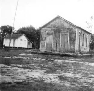 FONTE BOA (AM) - Prédio do Correios - 1956
