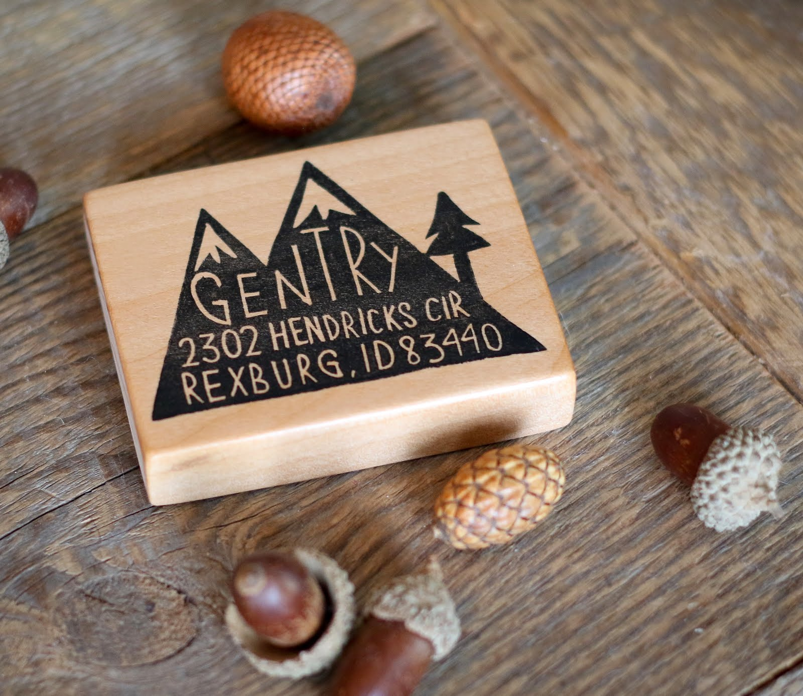 New! Oh Mountain Home Collection