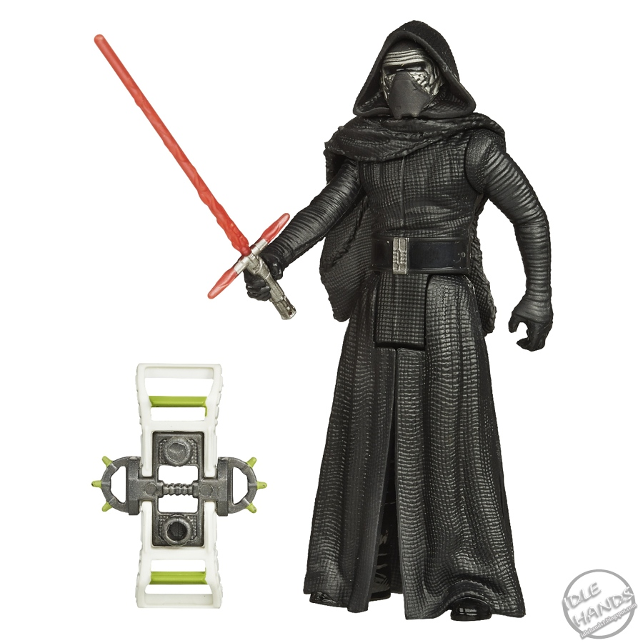 Star Wars Toys : Idle hands official images of hasbro s full star wars