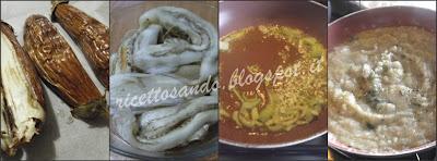èreèariamo la  salsa di melanzane ricetta vegetariana