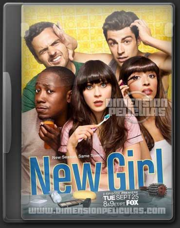 New Girl Temporada 2 (HDTV Ingles Subtitulada) (2012)