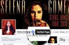 Facebook agrega cuentas verificadas