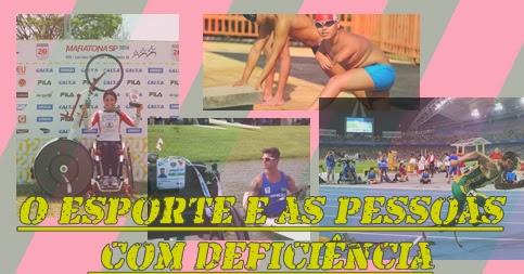 O esporte e as pessoas com deficiência