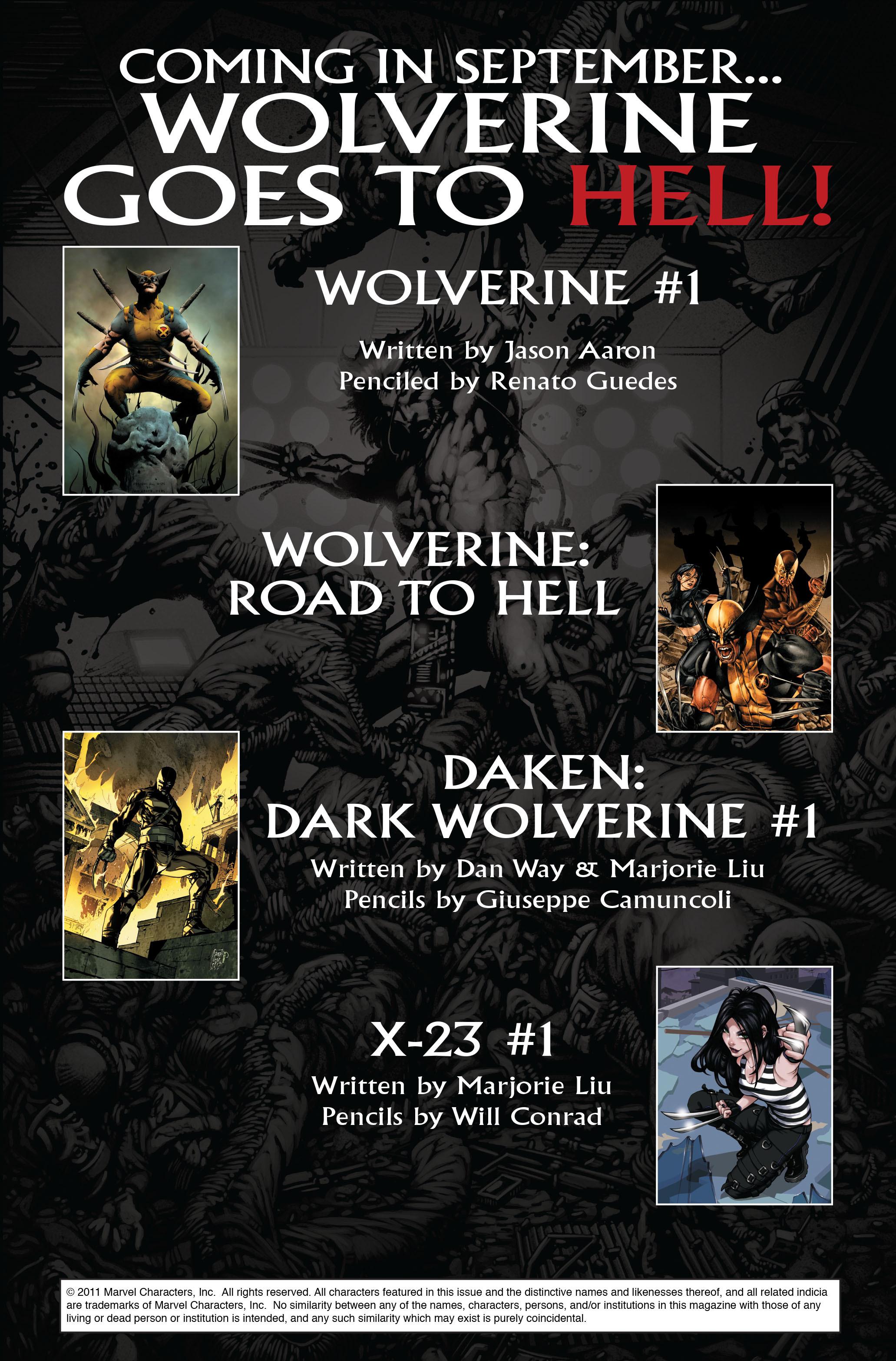 Wolverine: Weapon X #16 #16 - English 24