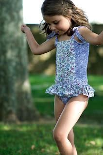 Trajes de ba o infantil moda fashion for Ropa de bano infantil