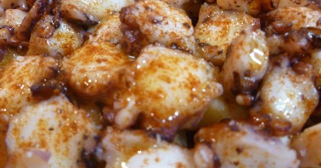 La Cocina De Piluchi Paso A Paso Pulpo A La Gallega En