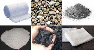 materiales para el purificador de agua casero