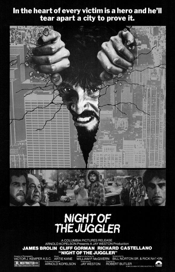 in the still of the night dvd: