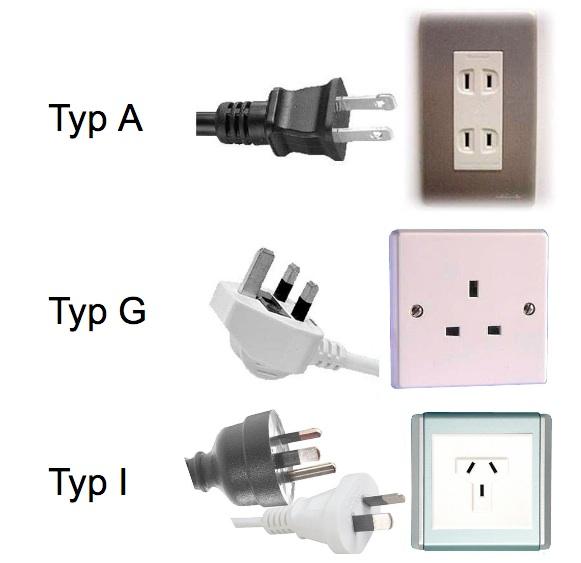 adapter för eluttag