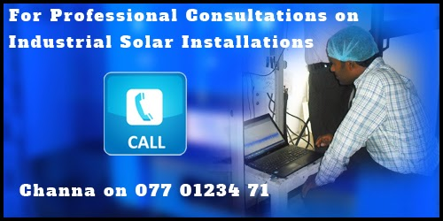Professional Consultations on Industrial Solar Power Projects in Sri Lanka by JLanka Technologies