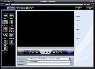 Acala DVD Ripper Professional v.6.1.1 + Crack + Serial