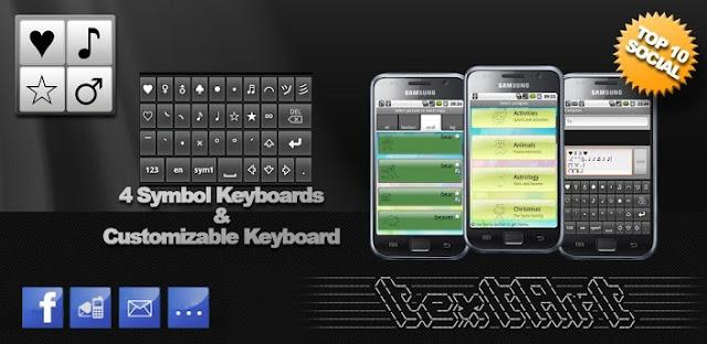 APK FILES™ SymbolsKeyboard & TextArt Pro v3.2.5 ~ FULL APK DOWNLOAD