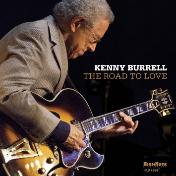 KENNY BURRELL - THE ROAD TO LOVE