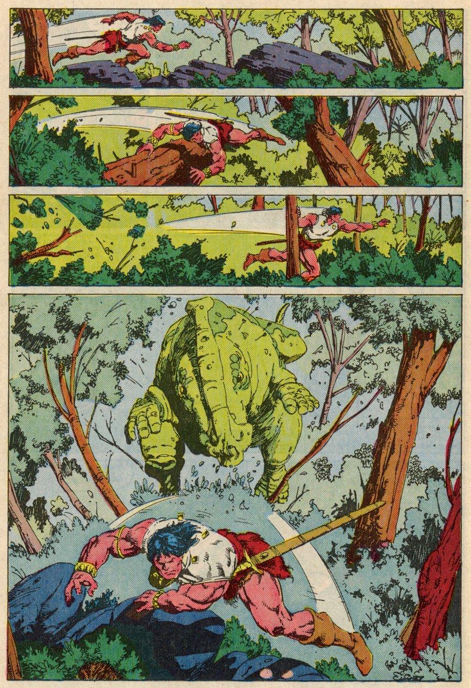 Conan the Barbarian (1970) Issue #197 #209 - English 12