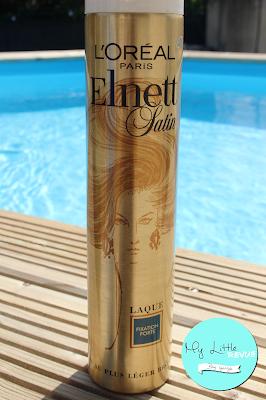 Laque Elnett l'Oréal