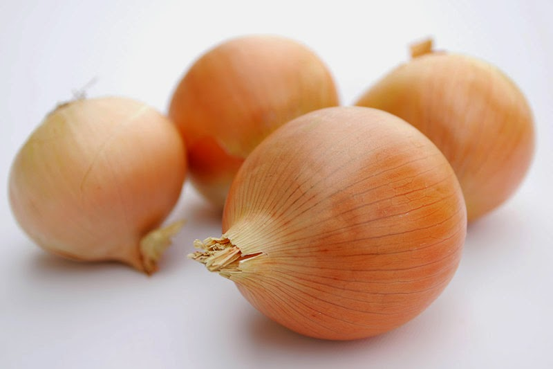 Onion for Hair Treatment