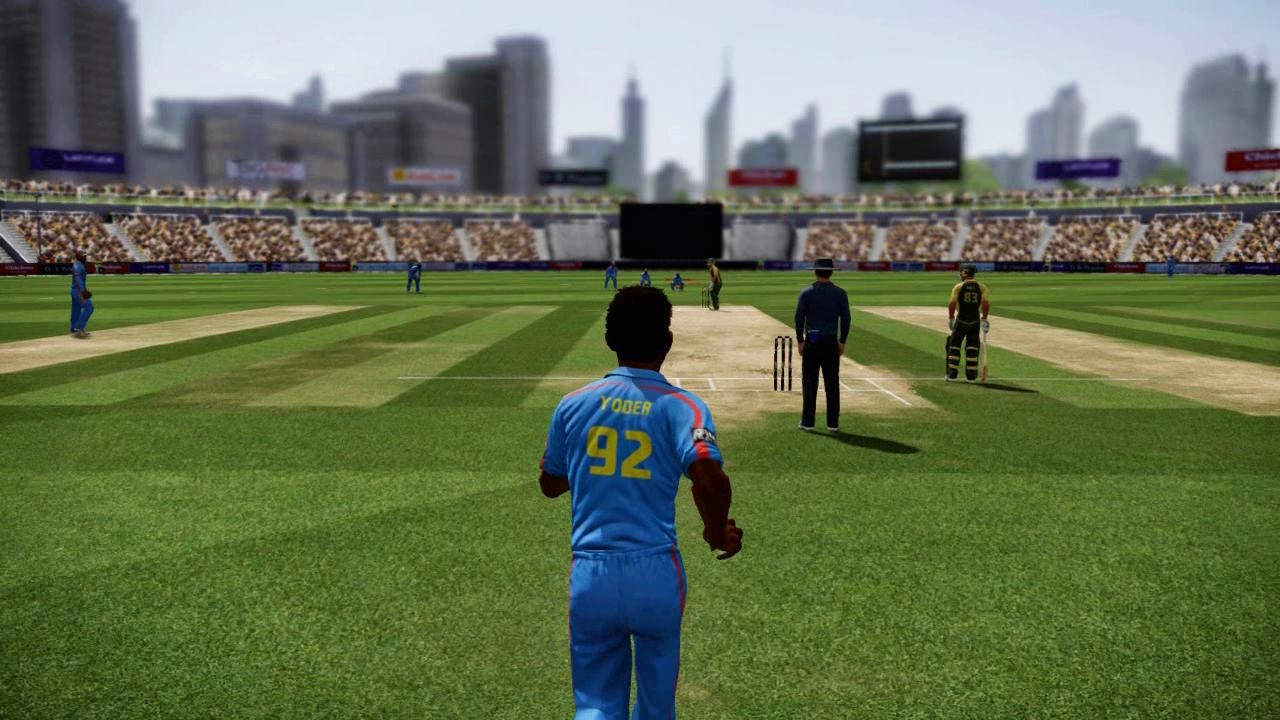 Don Bradman Cricket 2014 Red Ant