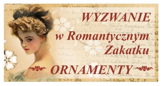 WYZWANIE w Romantycznym Zakątku
