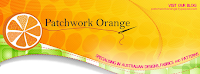 Patchwork Orange