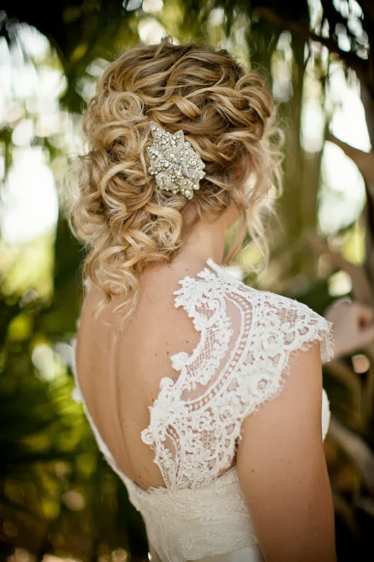 unique wedding hairstyles ideas loose style