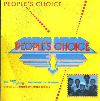 People's Choice – 1980 -  The Casablanca Sessions (album plus bonus unissued tracks) CD