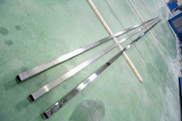 Venta de inoxidables tarifa pulir tubo acero inoxidable - Tubo cuadrado acero ...