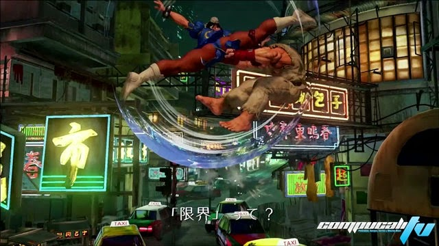 Street Fighter 5 Anunciado para PC y PS4