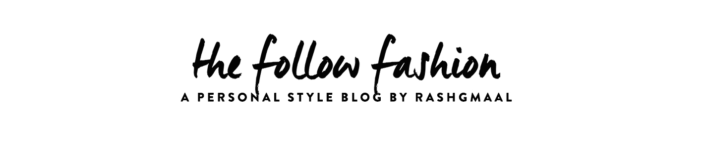 The Follow Fashion