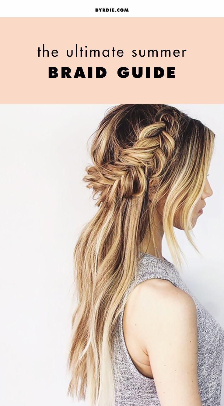 Прическа сбоку косички а посередине волосы распущенные