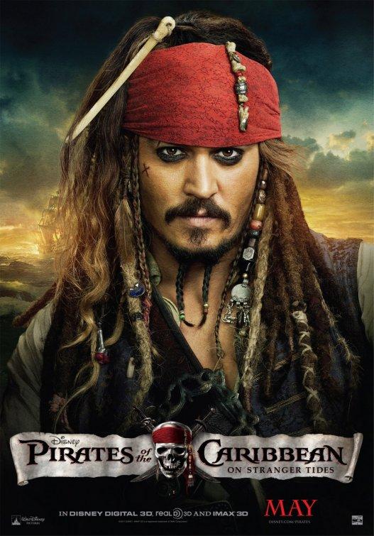 Pirates of the caribbean 4 penelope cruz and johnny depp