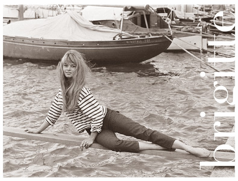 Vintage French Riviera Fashion Icons