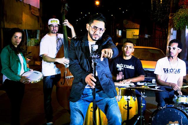 Poesia Samba Soul faz show  gratuito no Sesc Campo Limpo