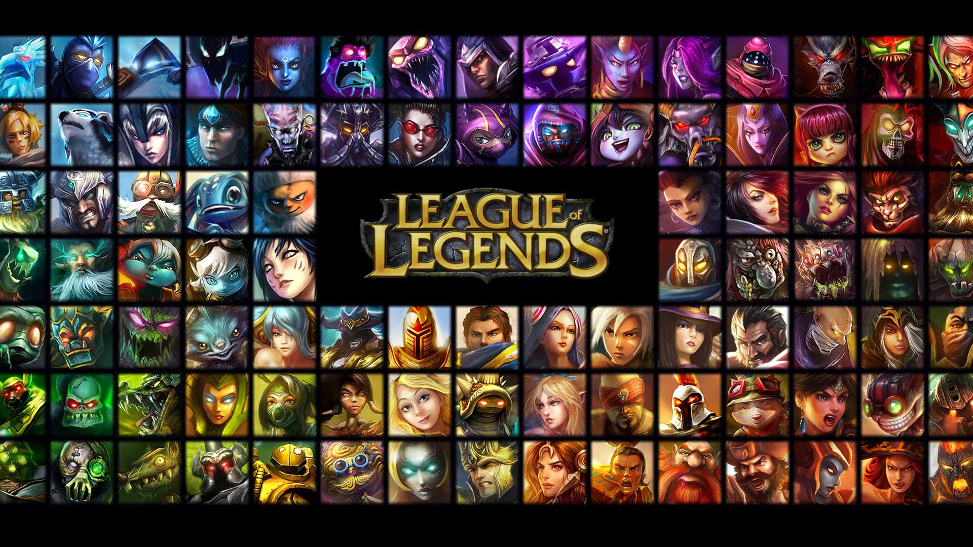 League of legends heroes with pictures exploited clip