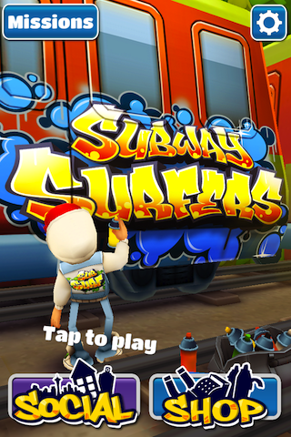 subway surfers pc game download for PC