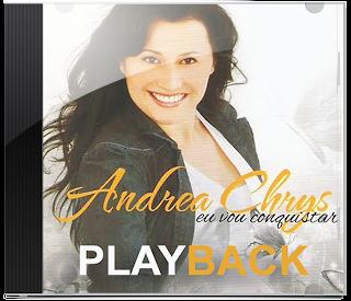 Andrea Chrys - Eu Vou Conquistar - Playback